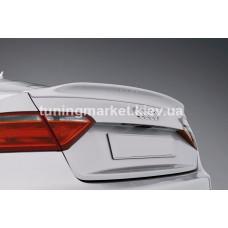 Спойлер Audi A5 спортбек sportpback