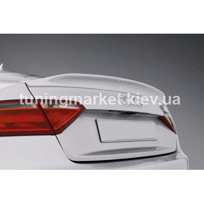 Спойлер Audi A5 sportpback