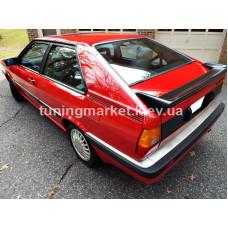 Спойлер Audi Coupe 90 B2