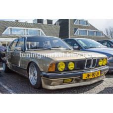Передняя губа BBS на BMW E23