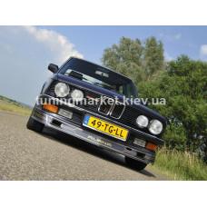 Губа (юбка) Alpina на BMW E28