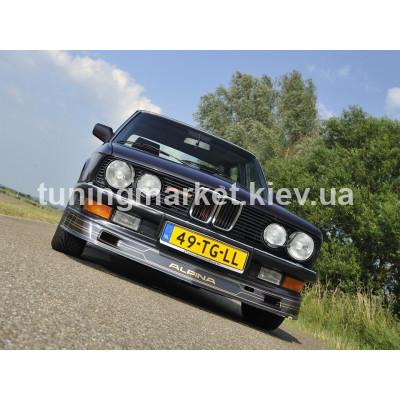 Юбка Alpina на BMW E28