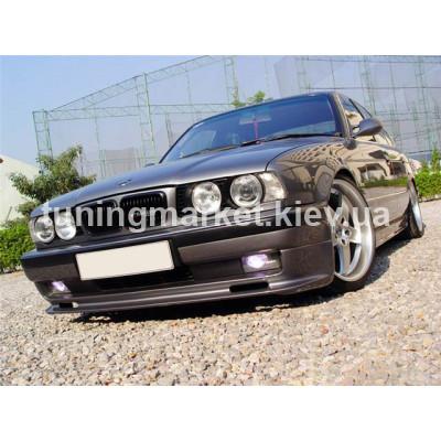 Губа Zender на BMW E34