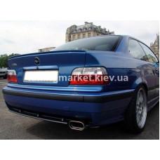Спойлер (сабля) на крышку багажника BMW 3 series E46