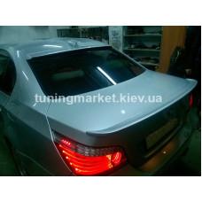 Козырек (бленда) заднего стекла BMW E60