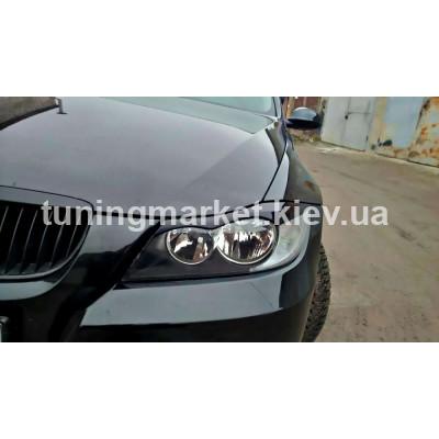 Ресницы на BMW E90