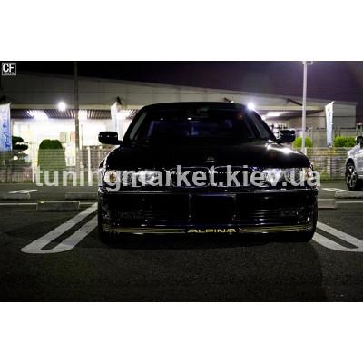 Губа Alpina на BMW E38
