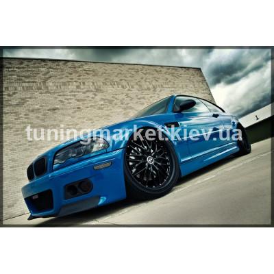 Накладки BMW E46 CSL M3