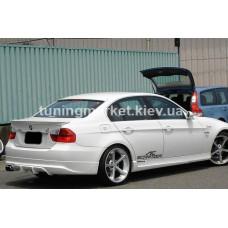 Накладка задняя AC Schnitzer BMW E90
