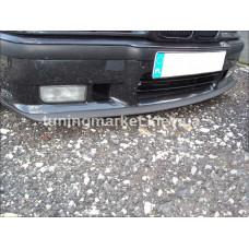 Накладка на бампер передняя BMW E36 M3