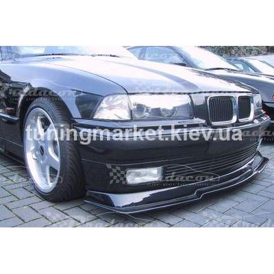 Спойлер под бамперM3 BMW E36