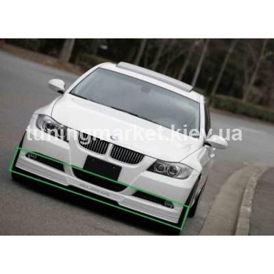 Накладка Alpina BMW E90 E91