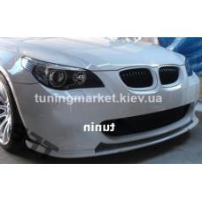 Накладка под бампер BMW E60