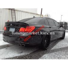 Спойлер багажника для BMW F01