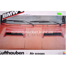 Воздухозаборники Kamei на капот BMW E21